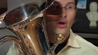 How to Play the Euphonium Baritone