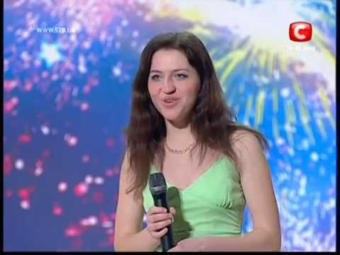 Украина мае талант 2 - Нина Зубко ЖЖОТ (Харьков)