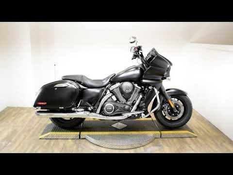 2013 Kawasaki Vulcan® 1700 Vaquero™ in Wauconda, Illinois - Video 1