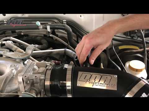 Фото к видео: DDR Intake for Nissan VTC TB48