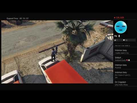 GTA 5 PS4 Roleplay - DOIJ 08 - EMS/FIRE - смотреть онлайн на
