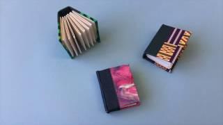 Mini Accordion Book