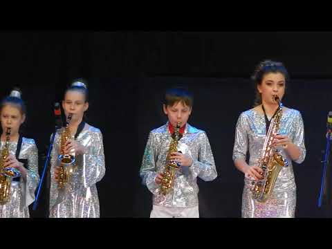 Ансамбль саксофонистов