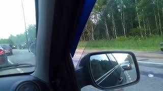 ДТП на трассе Ярославль-Кострома (1)