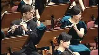 Evergreen Symphony on Sabre Dance