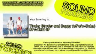 Tinchy Stryder ft Dappy - Spaceship (official music video HQ)