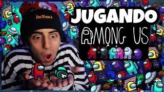 Travieso Gaming - JUGANDO AMONG US CON MI NOVIA!
