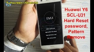 How To Hard Reset Huawei Y6 2018