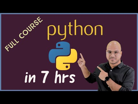 Python Tutorial for Beginner | Full Course Coupon