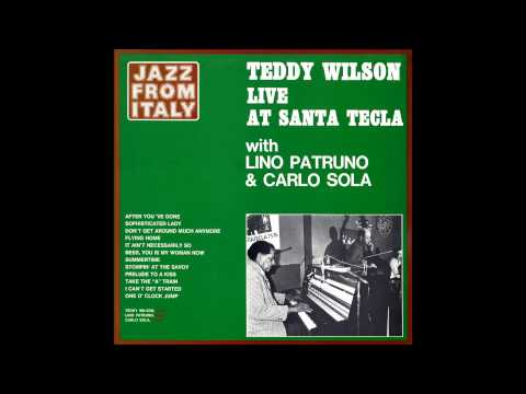 Teddy Wilson Trio - I can't get started