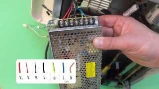QK - switching power/alimentatore switching - B0005106-001