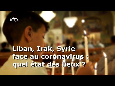 #Covid19 Liban, Syrie, Irak : c'est la famine qui guette !