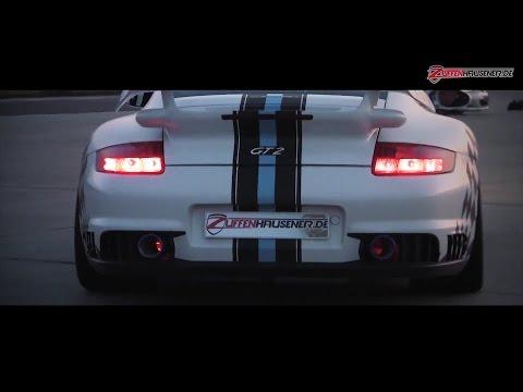 Porsche 911 997 Turbo // GT2 by zuffenhausener.de Abgasanlage Auspuff Exhaust system