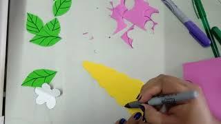 Decoración de careta para niño | decoración de careta | cómo diseñar caretas para el COVID