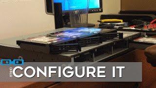 Configure Buffalo 16TB TeraStation 3400r 1U 4-Bay NAS Server