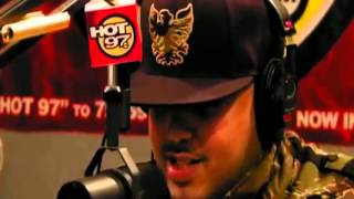 French Montana Hot 97 Freestyle With FunkMasterFlex