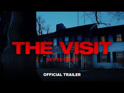 Video trailer för The Visit - Official Trailer (HD)