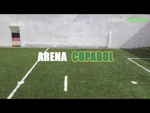 Arena Copabol - 17m x 23m em Ananindeua/PA