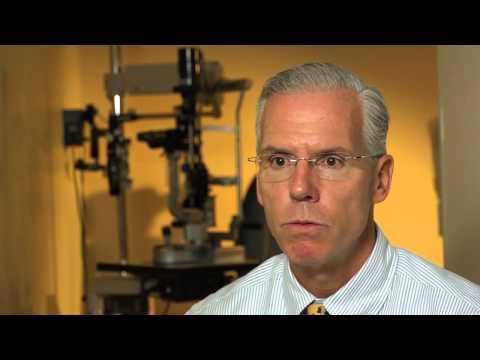 Arcüreggyulladás látása