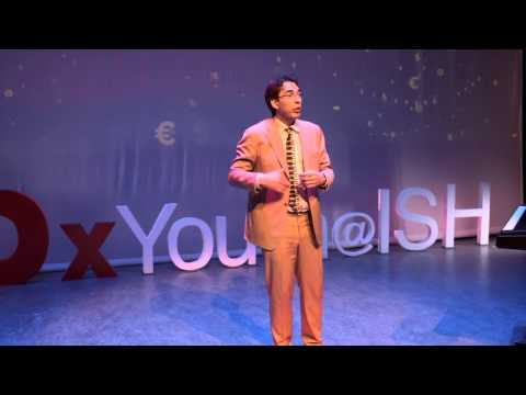 Simon Lelieveldt - TEDx talk - Let's humanize money