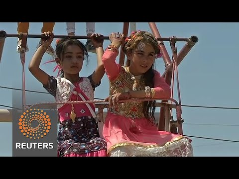 Mosul celebrates first Eid without Islamic State in three years