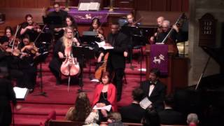 "Larry D (w/Orchestra but no Ukulele): ""Thou Shalt Break Them"" from Handel's Messiah"