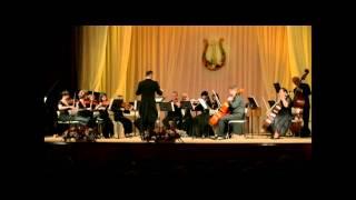 Бах Бранденбургский концерт соль мажор 1 часть