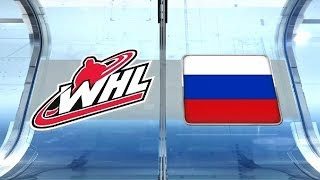 RUSSIA U20 vs CANADA WHL U20 (07.11.18) GAME 2, Обзор матча...