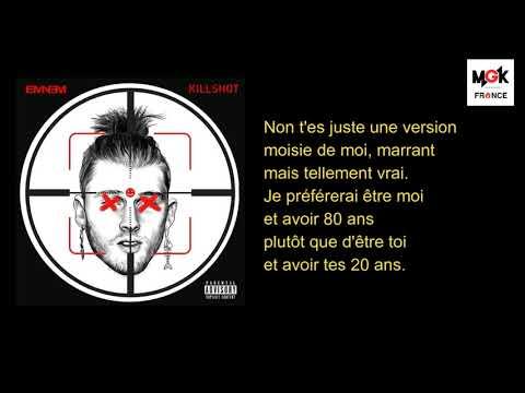 Eminem - Killshot ( Traduction français ) (видео)