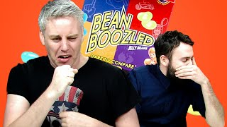 Irish People Try The Bean Boozled Challenge!
