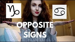 OPPOSITE SIGNS | Cancer & Capricorn | Hannahs Elsewhere