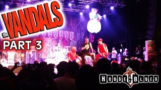 Change My Pants - The Vandals 22nd Annual Christmas Formal @ House of Blues - Anaheim (Part 3)