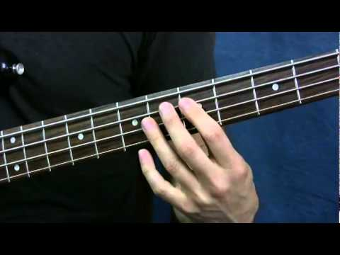 free bass guitar lesson black magic woman  santana