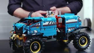LEGO 42070 6x6 All Terrain Sleepwagen 2-in-1