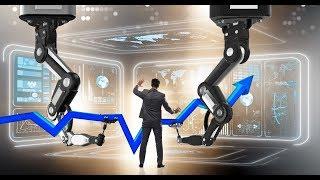 Торговый Робот BTC Tradeв Реальном Времени, Сигналы, Вход в Позиции и % Прибыли