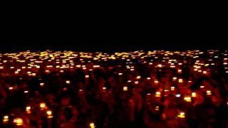 Shining Light Ceremony National Jamboree