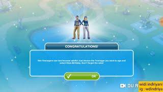 ADULTHOOD The Sims Freeplay.
