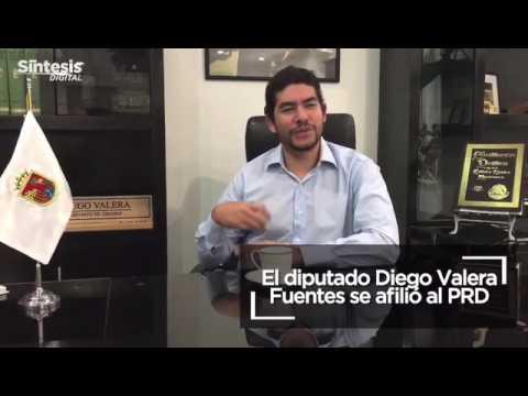 Diego Valera en Síntesis