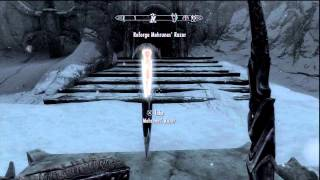 Skyrim - Shrine of Mehrunes Dagon (accepting)