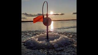 Отчет о рыбалке на озере неро