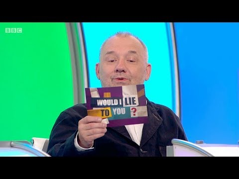 Does Bob Mortimer crack an egg into his bath?