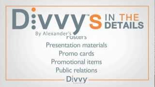Divvy by Alexander's