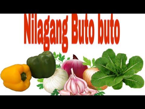 Inasimang Nilagang Buto buto|How to |Cooking Recipe |Tita Chabells