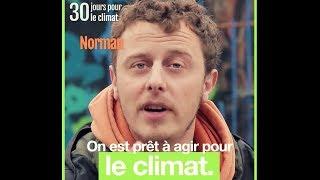 Défi de youtubeurs engagés pour le Climat, ça commence aujourd'hui !