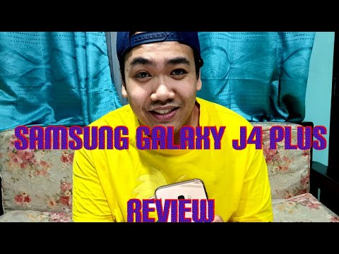 Samsung Galaxy J4 Plus|Review| Philippines