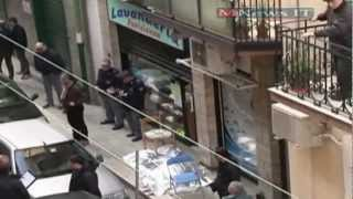 preview picture of video 'Bari, ucciso in pieno centro a San Pasquale il boss Giacomo Caracciolese'