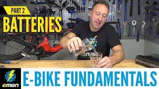 E Mountain Bike Batteries Explained | EMBN's E-Bike Fundamentals Part 2 | Kholo.pk
