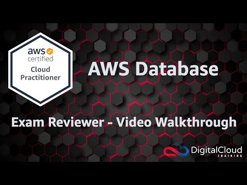 AWS Database - Exam Reviewer for the AWS Certified Cloud ...