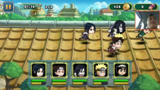 Android Gameplay : Naruto Ninja Rebirth