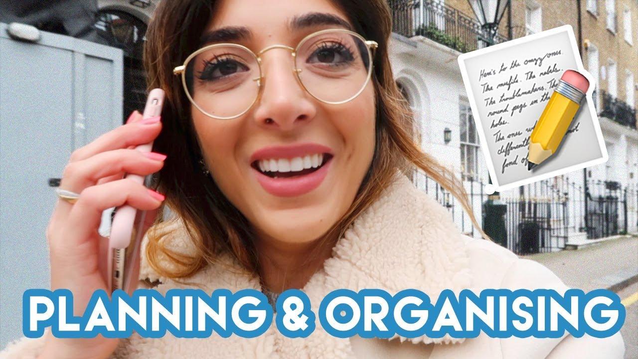 Planning My Year & Organising My Flat! | Amelia Liana